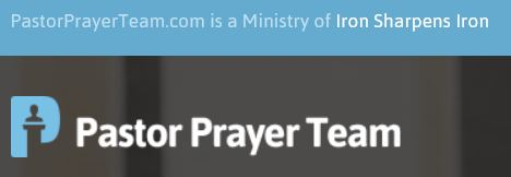 Pastor Prayer Team Signup