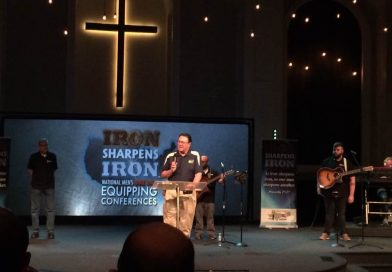Iron Sharpens Iron – National Men's Conference